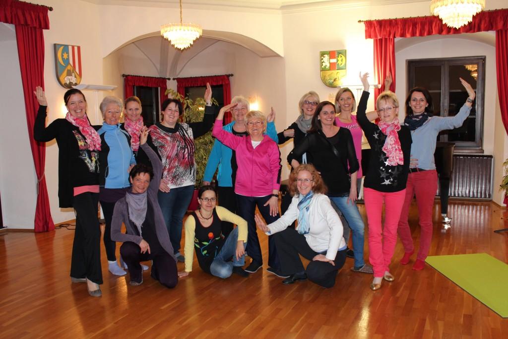 Frauengesundheitsabend in Weyer