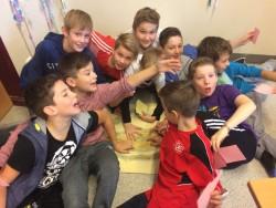 PROZI Gresten 1.und 2.Klassen 2015/16